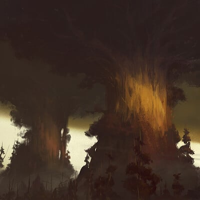 Logan feliciano world trees