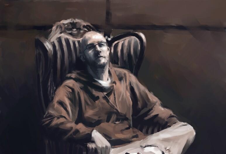 Jonathan hardesty jonathanhardesty selfportrait