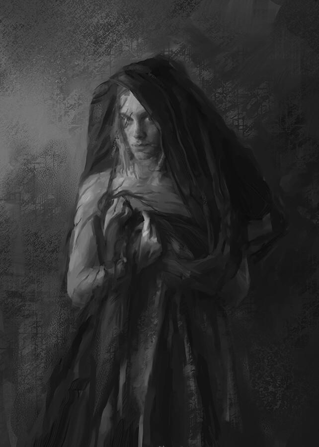 Jonathan hardesty marie veil study
