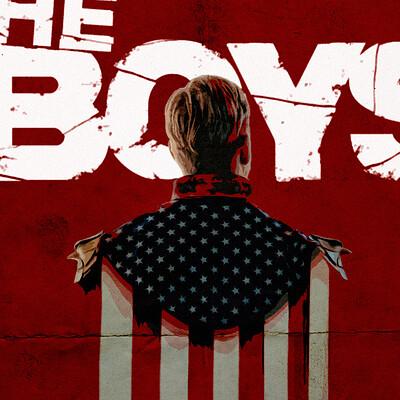 Danilo de almeida the boys poster