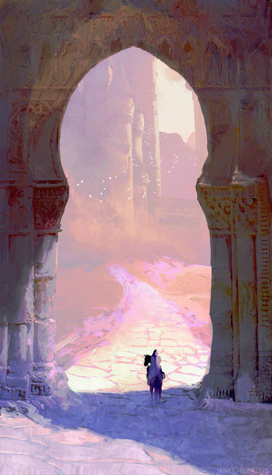 Anato finnstark white door p