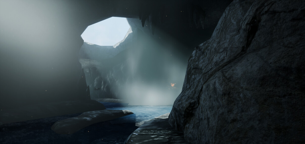 Artstation Ue4 Game Environment Far Cry 4 Valley Of The Yetis