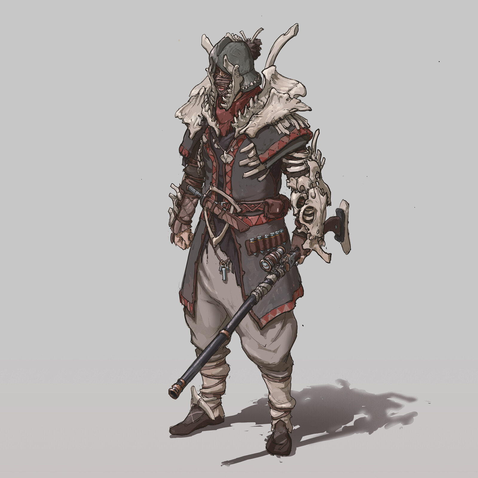 Remnant Wasteland Armor