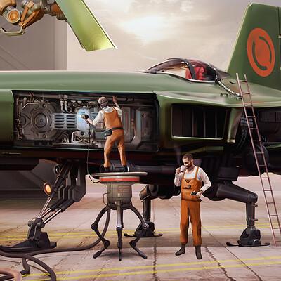 Tom mcgrath hangar