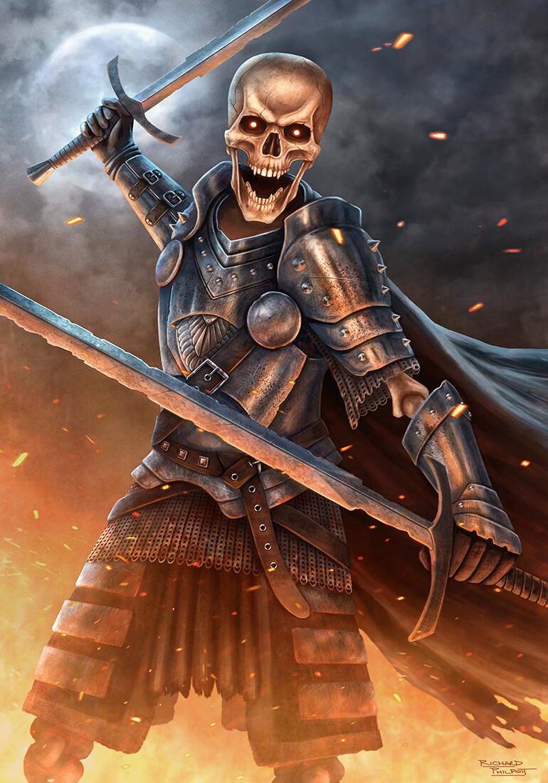 Richard philpott ghost knight 1100x770