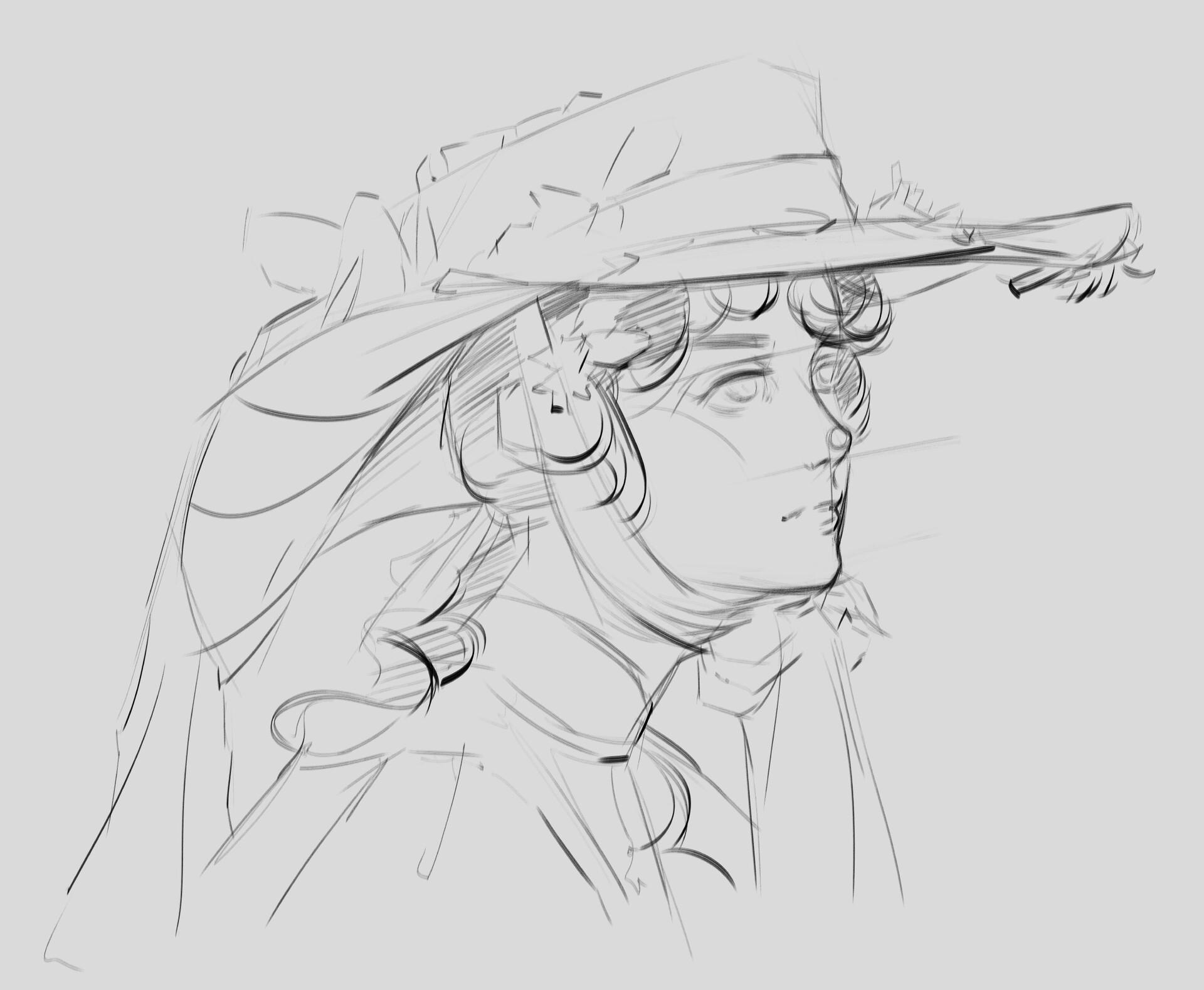 Jeks i portrait sketch 2560px