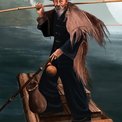 Justin hess fisherman final