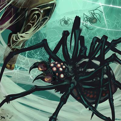 Chaim garcia ohncarter martian spiders chaim garcia