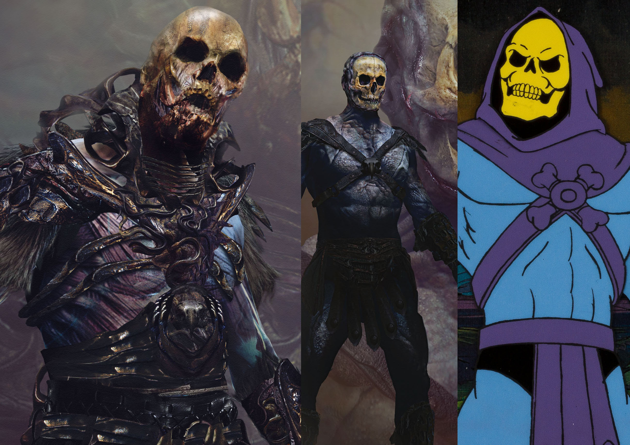 Skeletor from Masters of the Universe