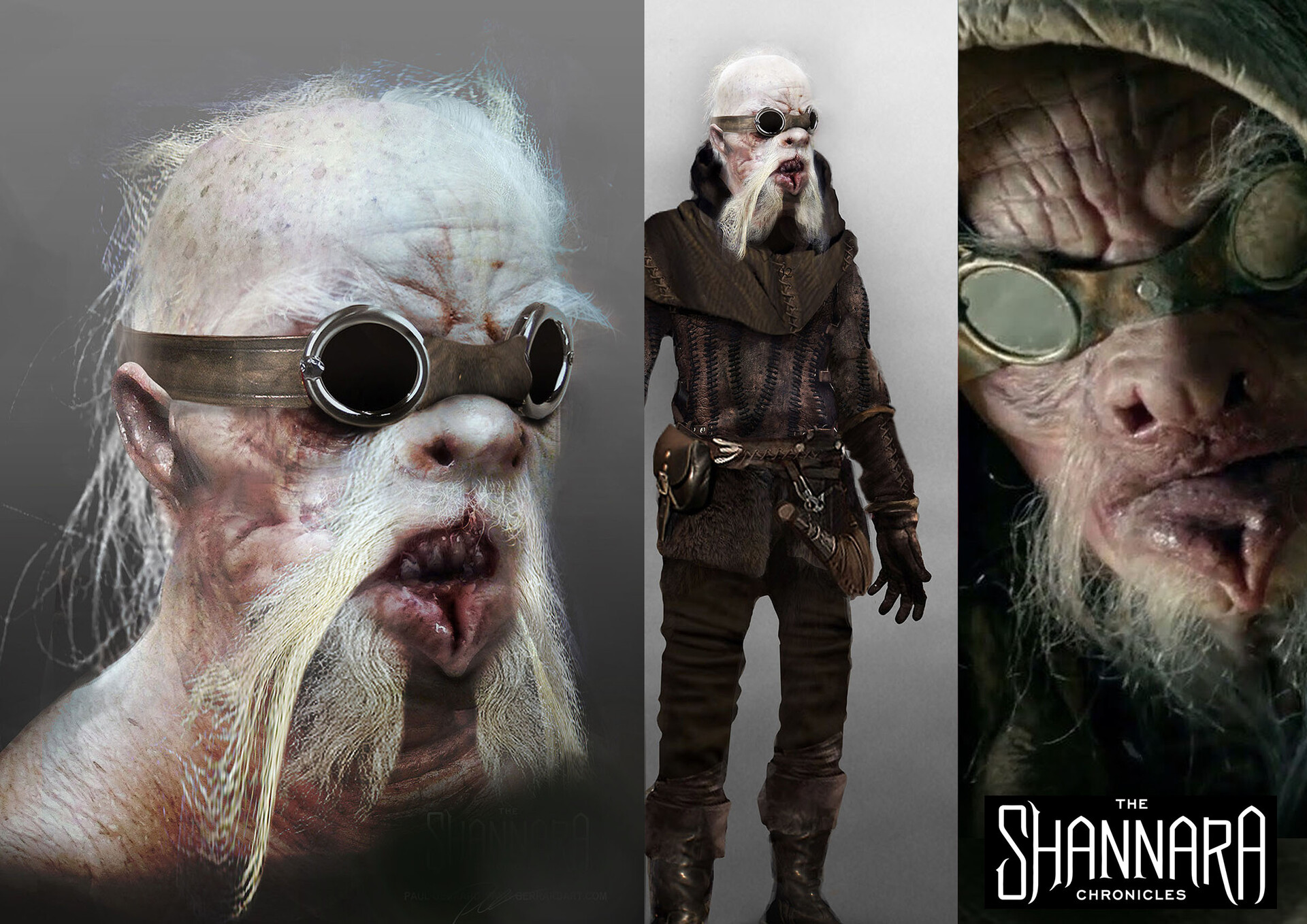 Slanter Gnome from The Shannara Chronicles.