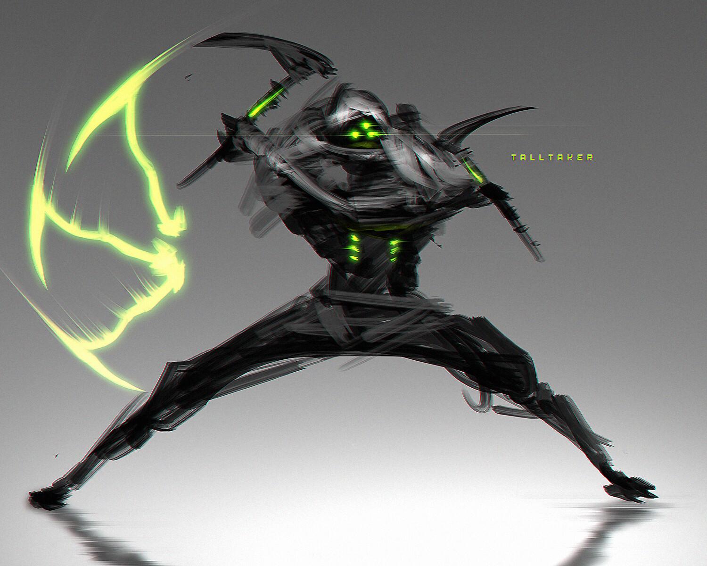Talltaker - Shadow Assassin