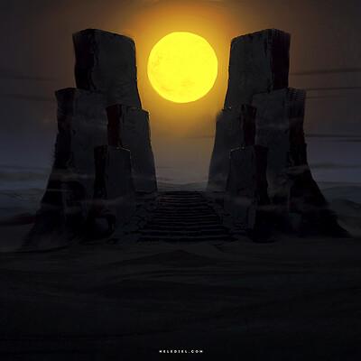 Nele diel forgotten ritual stones