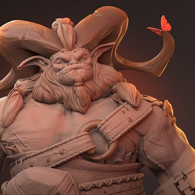 World of Warcraft Creature Sculpt