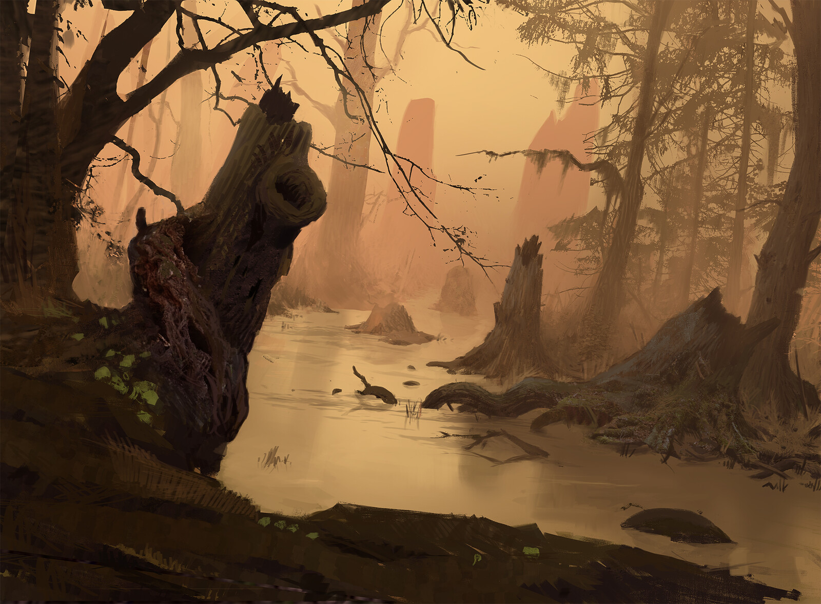 MTG - Swamp