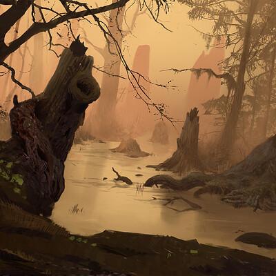 Duncan halleck swamp