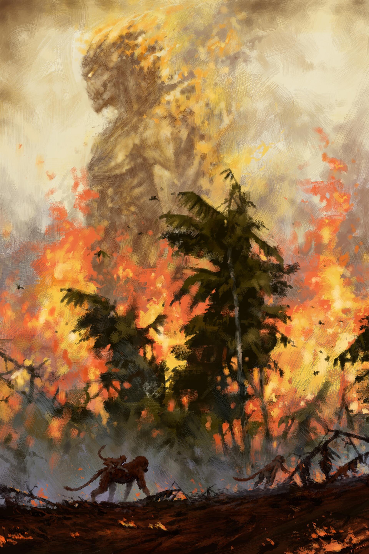 Jakub rozalski amazon firesmall