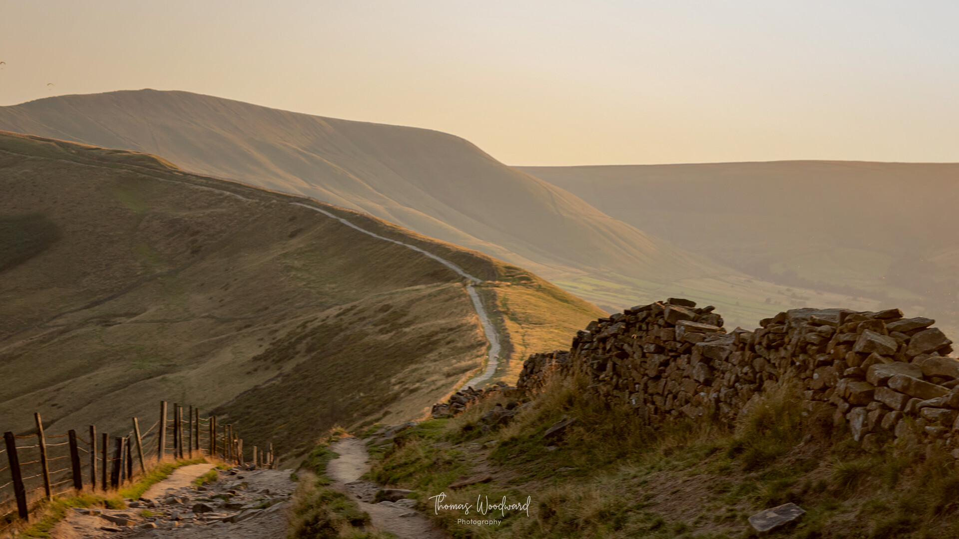 Thomas woodward mam tor evening 13