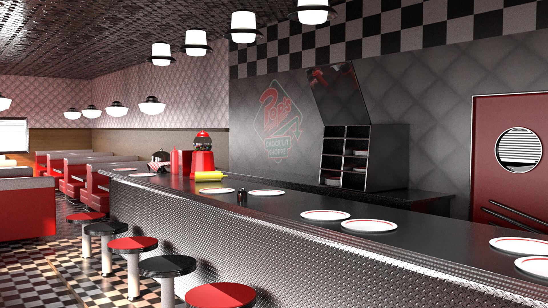 Shomair Hanuk Riverdale Pop S Diner Project