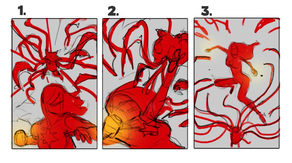 David nakayama cm carnage layouts