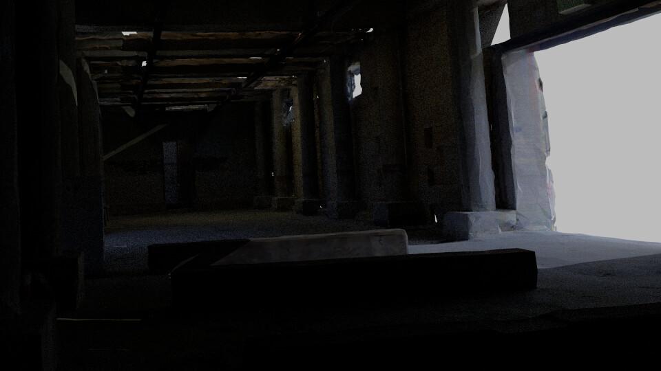 Initial Blender render (original render is at 4700x2000)