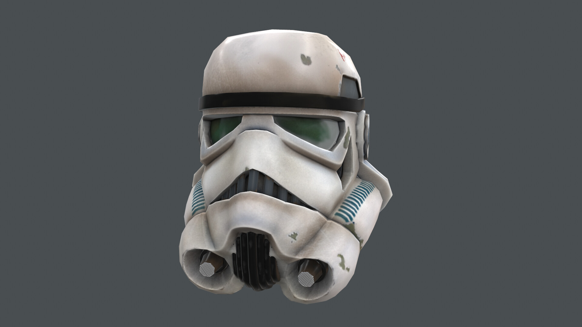 Artstation Star Wars Stormtrooper Helmet Prashant Swami