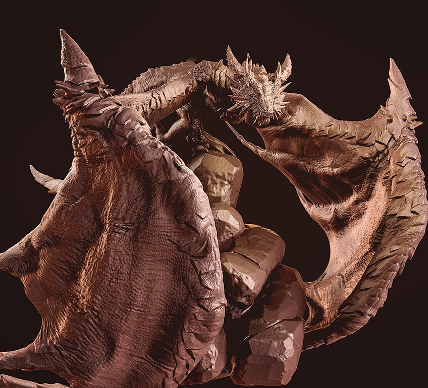 D V - Dragon