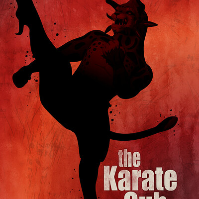 The Karate Cub
