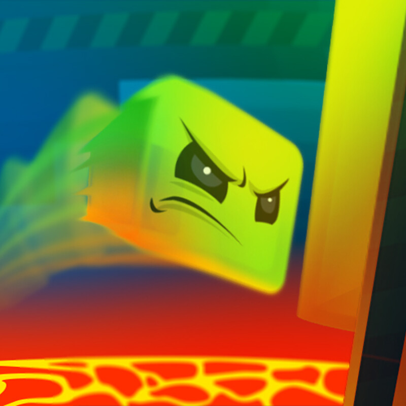 Art from Nuclear Jelly game