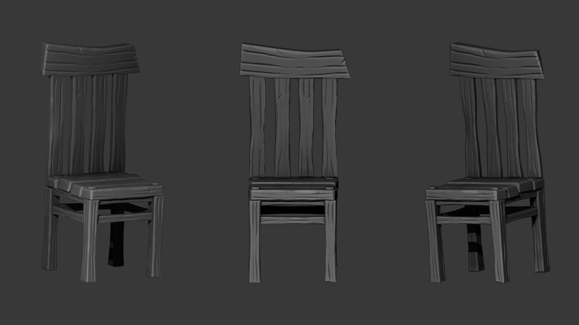 Justin motton chair render