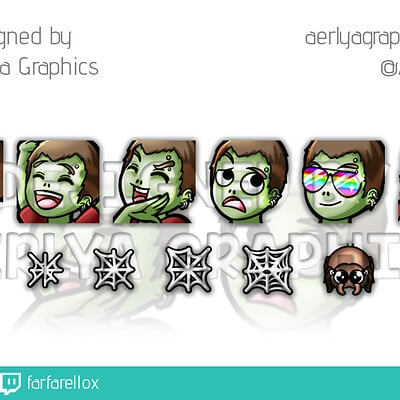 Aerlya graphics sample farfarellox