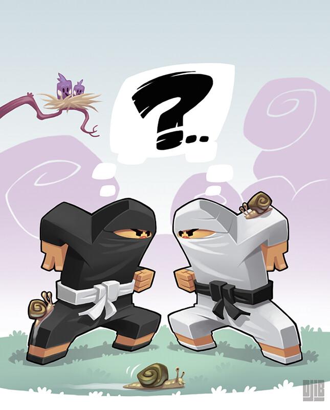 Jean baptiste djib reynaud ninja academy epreuves psychologie
