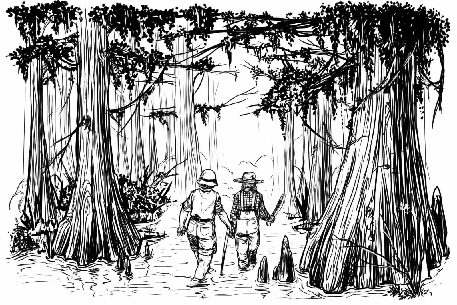 """""""Heroes of Red Hook"""" Story Detail"""