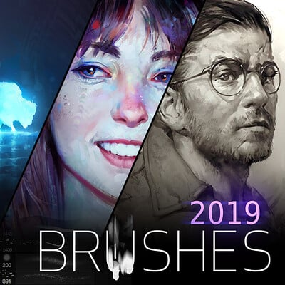 Aaron griffin brushes 2019