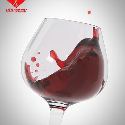 Dylan di dio bicchiere di vino final