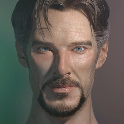 Doctor Strange - Likeness