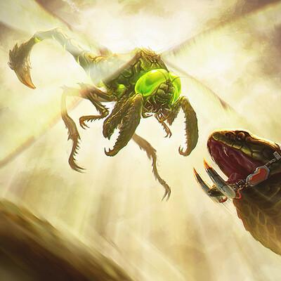 Xabi gaztelua alpha dragonfly vs nzilla low