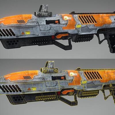 Spuke 3d gun 1