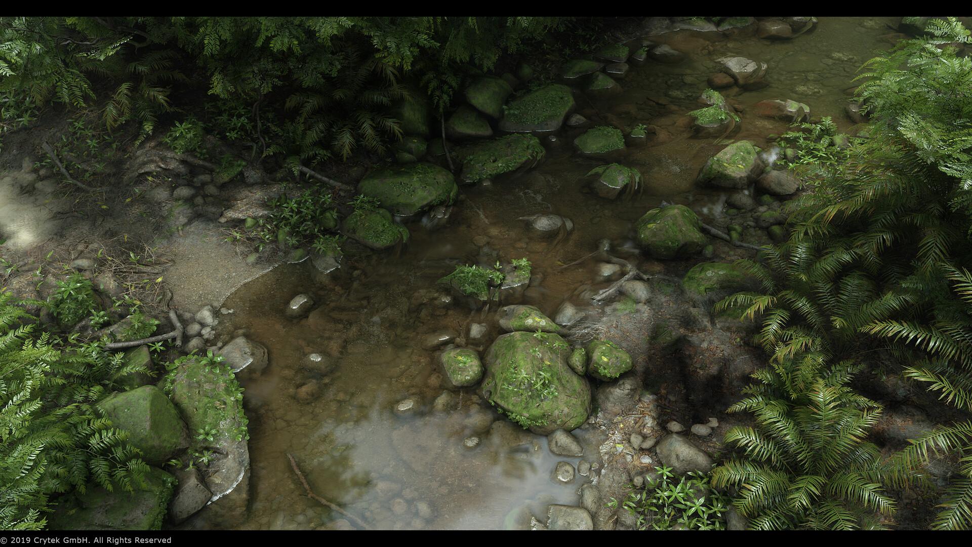 ArtStation - Cryengine 5 6 Tech Trailer Overcast Variation