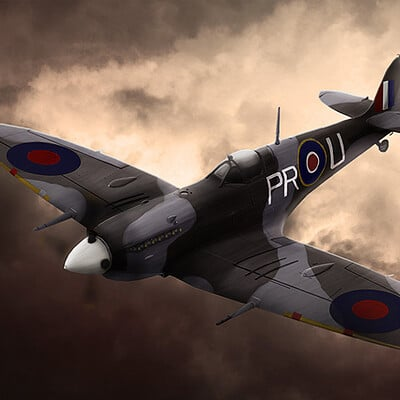 David oakes spitfire by david oakes