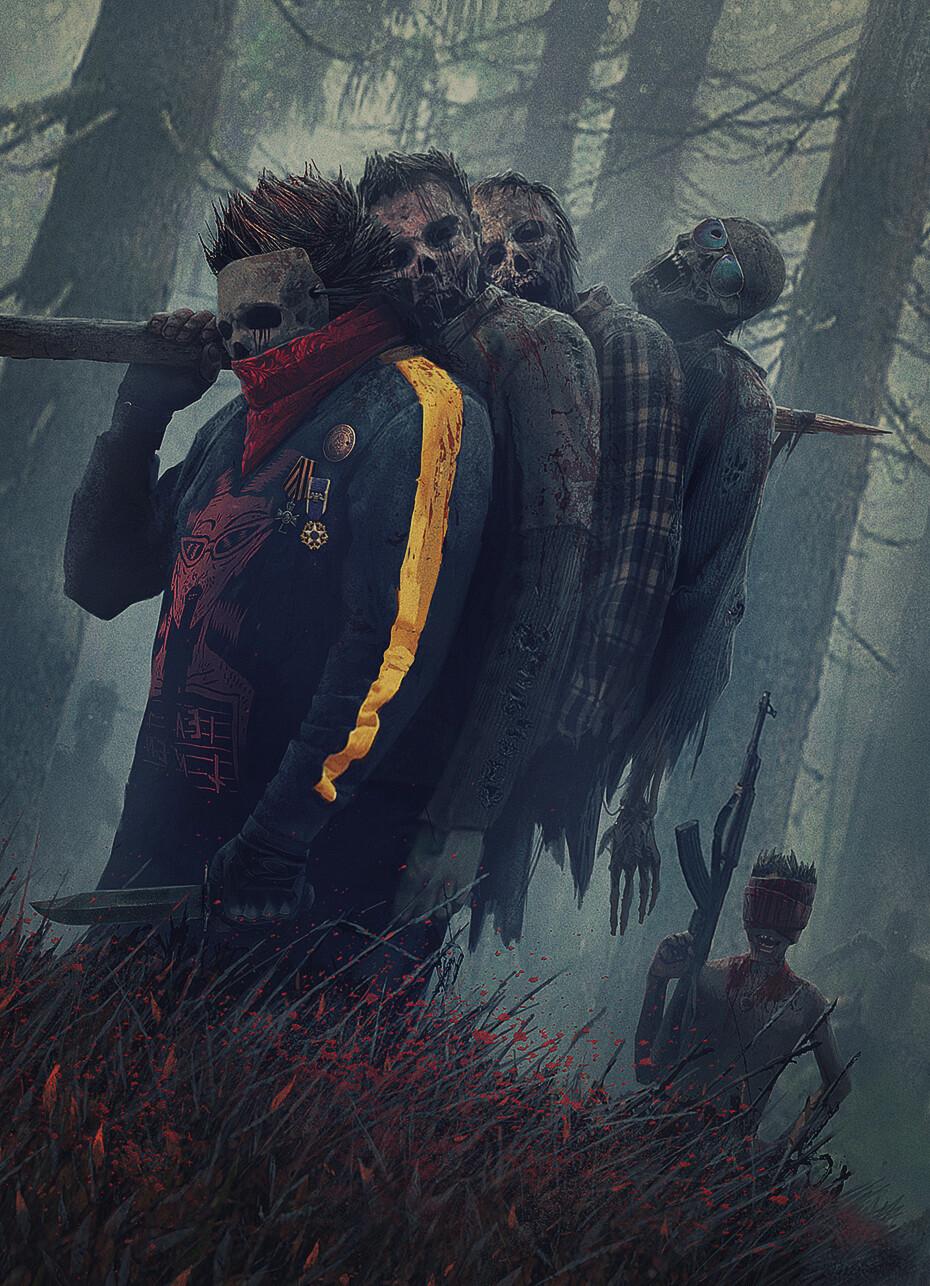 Alexey egorov zombie hunters