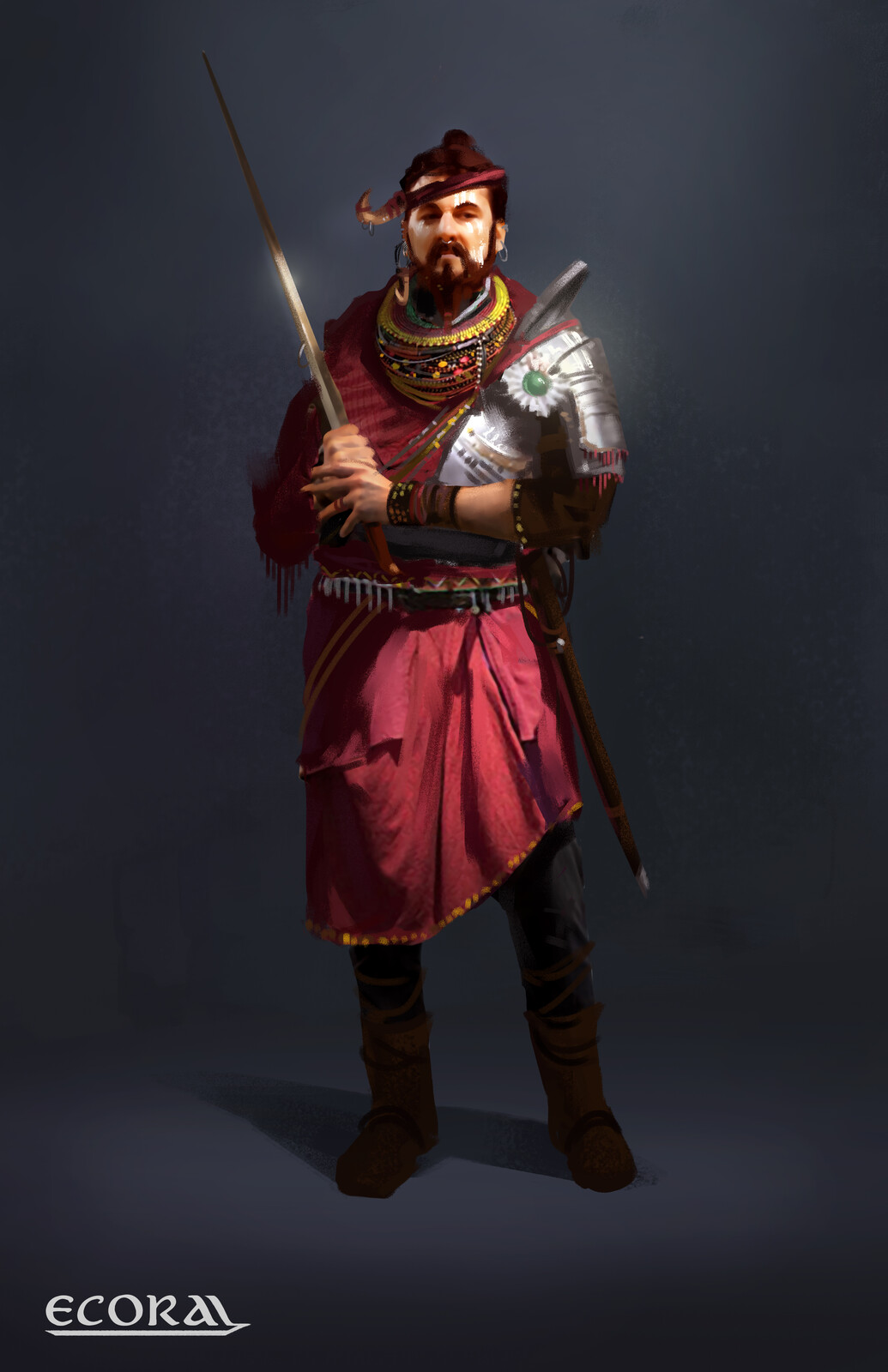 Kalderian Soldier