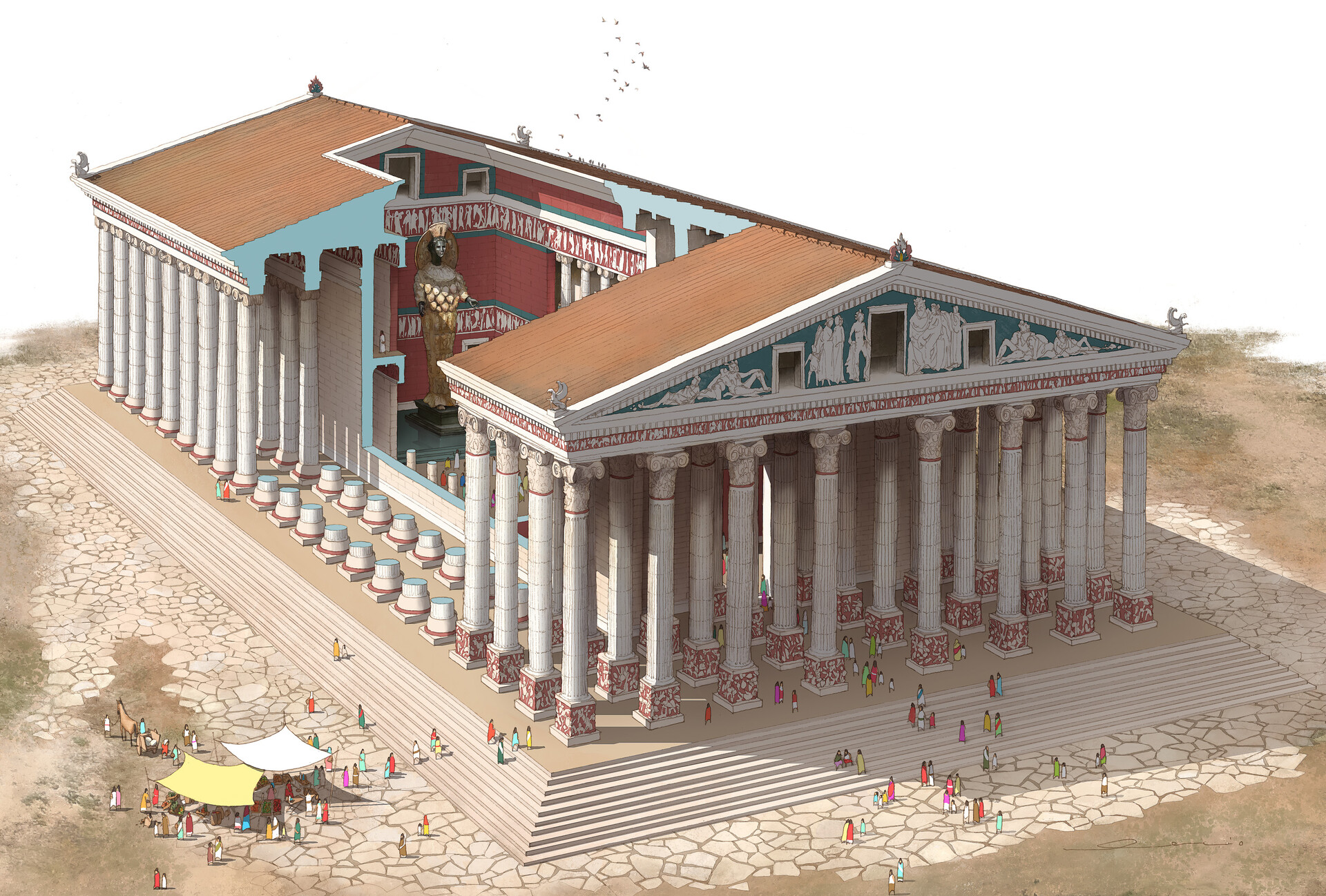 Artemision temple