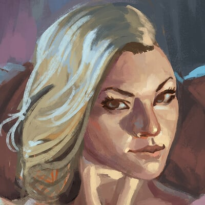 Olie boldador sketch 649
