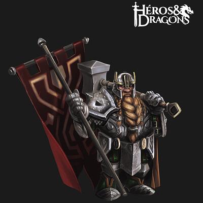 Ludovic sanson nain herosetdragons