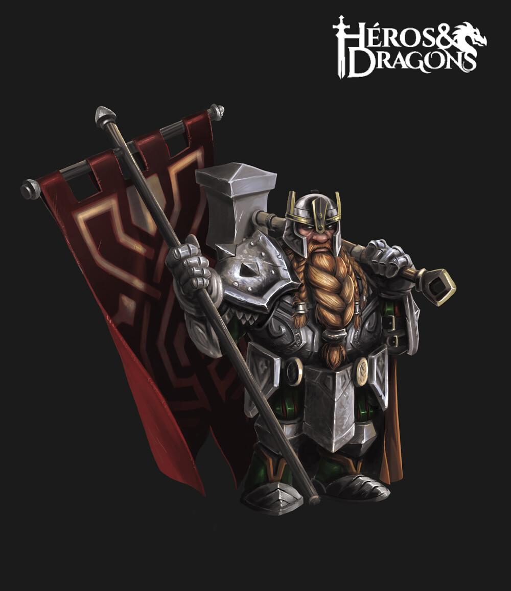 The Dwarf, archetype