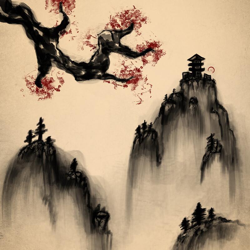 Zen City Landscape