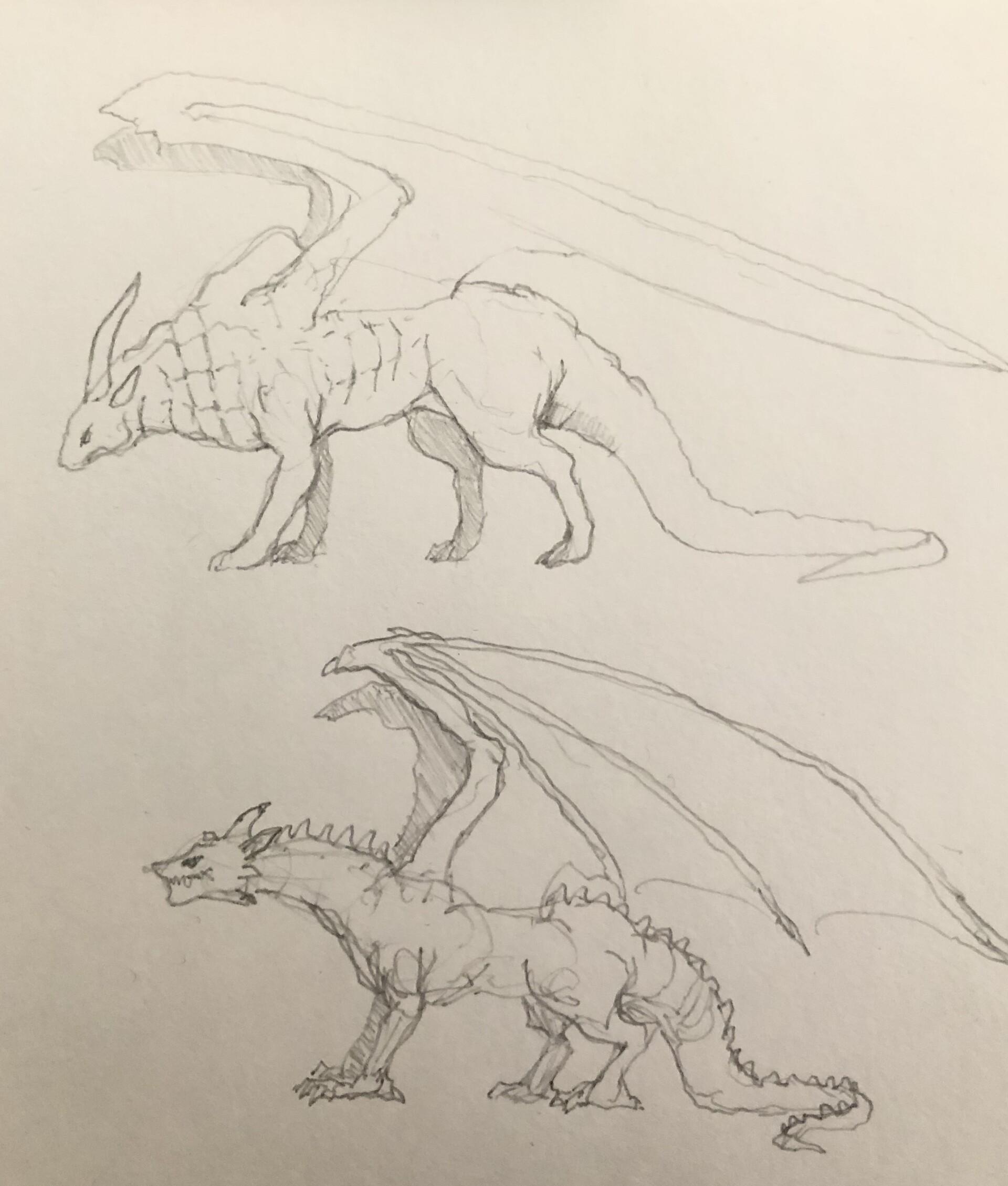 Sketchy ideas