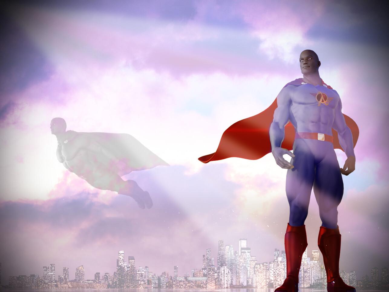Alphatron: Hero