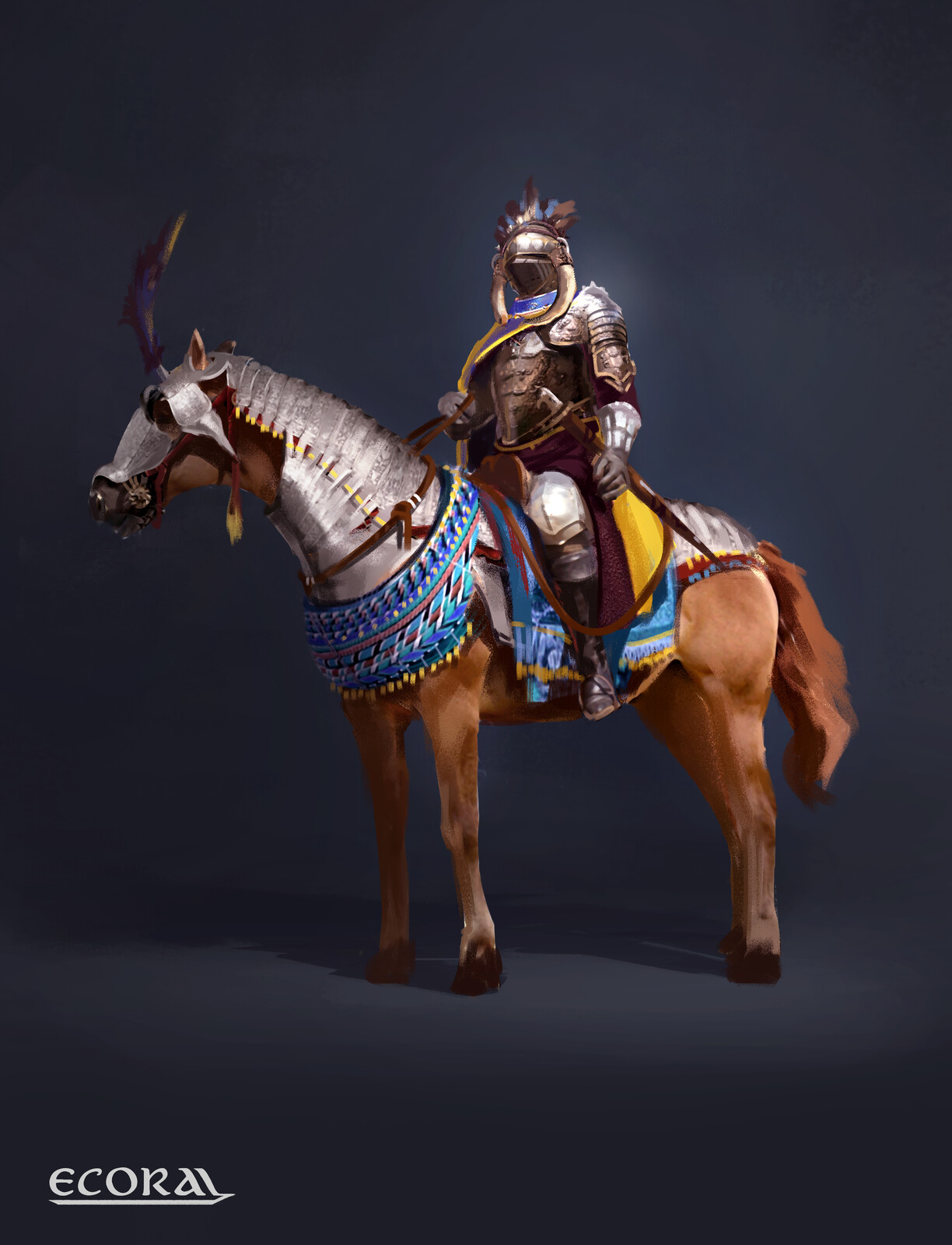 Kalderian Knight