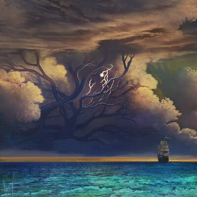 Deniz undan cloud tree 2